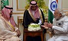 Thinking West: India Expands Partnership With Saudi Arabia, Focusing on Counter-Terrorism, Defense