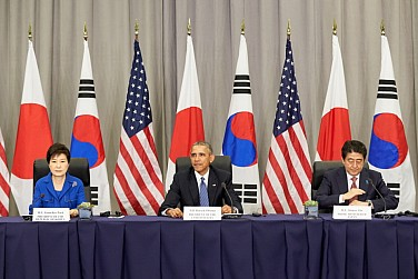 US-Japan-South Korea Trilateral Cooperation Hangs in the Balance