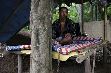 Mentally Ill Indonesians Living in Chains