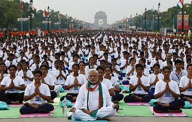 The Politics Of Yoga