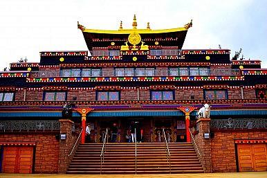Kagyu Samye Ling: Scotland's Buddhist Monastery