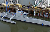 US Navy Is Speed Testing Sub-Hunting Robot Ship