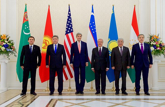 what central asia means to the united states