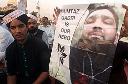 Banding for Blasphemy: Mumtaz Qadri and Pakistan's Barelvis