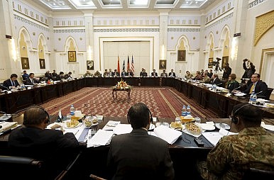 Afghan Peace Talks: Road to Nowhere