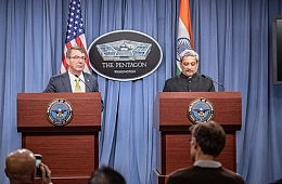 LSA, CISMOA, BECA and the Future of the US-India Defense Partnership