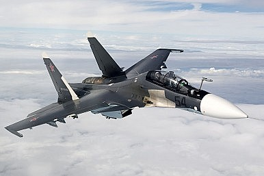 Iran, Russia Inching Closer to Su-30 Fighter Jet Deal