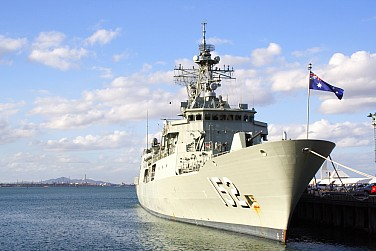 Is Australia the Key to US Containment of China?