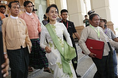 Troubling Early Signs in Myanmar's New Government