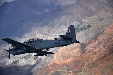 Afghanistan: Will the Afghan Air Force Make a Difference in the 2016 Fighting Season?