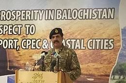 Pakistan Army Chief Accuses India of Undermining China-Pakistan Economic Corridor
