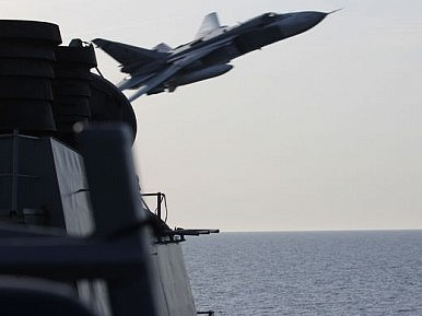 What 2 Russian Jets Can Teach Us About a US-China Clash in the South China Sea