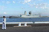 Going Blue: The Transformation of China's Navy