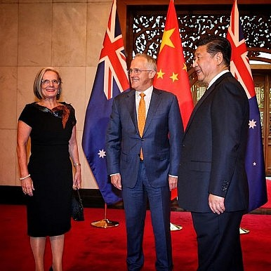 China Slams Australia's Foreign Policy White Paper