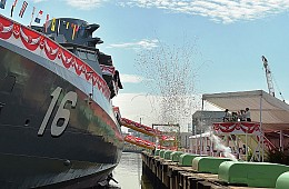 Singapore Unveils Another New Warship