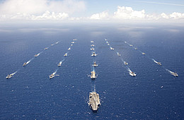 What China's RIMPAC Exclusion Means for US Allies