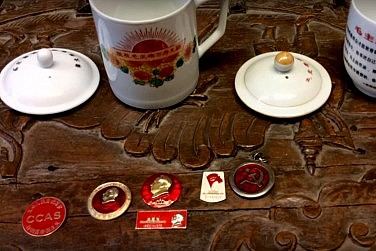Re-Collecting China
