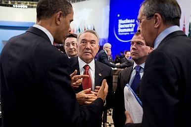 Kazakhstan and US Renew Nonproliferation Partnership