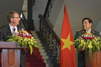 China and the US Court Vietnam