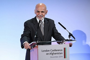 Ashraf Ghani's New Plan to Win Afghanistan's Long War Against the Taliban