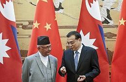 Nepal and Its Neighbors