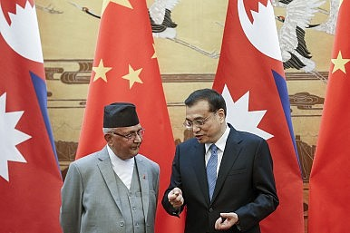 Nepal and Its Neighbors