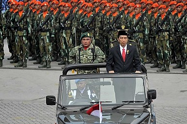 The Evolution of Indonesia's Military