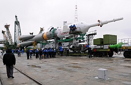 After Delay, Russia's Newest Spaceport Sends Up First Rocket