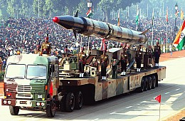 India Test Fires Nuclear Capable Medium-Range Ballistic Missile