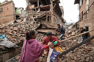 The Great Nepal Earthquake: One Year Later