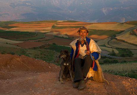 The Farming Palettes of Yunnan