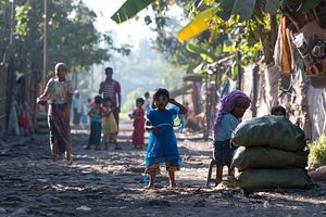 The Rohingya and Suu Kyi's Myanmar