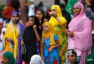 In India, Religion Meets Feminism