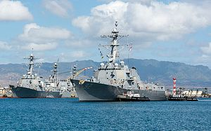 US Expands 3rd Fleet's Role in the Western Pacific