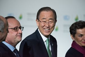 Ban Ki-moon Keeps Presidential Option Open
