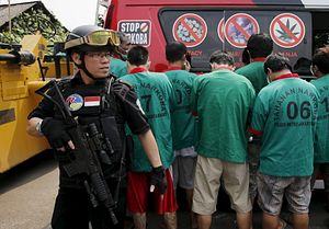 Asia's War on Drugs