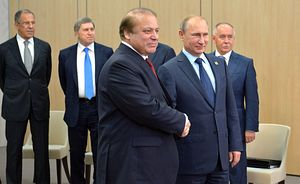 What's Behind Russia's Rapprochement With Pakistan?