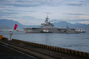 Japan-Vietnam Defense Cooperation in the Headlines With Naval Consultations