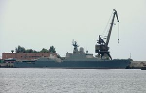 Vietnam to Receive 2 Russian Anti-Submarine Warfare Ships in 2016
