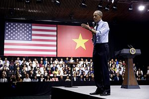 Obama's Visit to Vietnam: A Turning Point?
