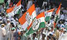 After Poor State Election Results, Decline Continues for Indian Congress Party
