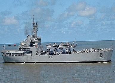 Indian Navy Sends Amphibious Warfare Ship to ASEAN-led South China Sea Exercise