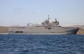 French Warship Visits Vietnam's Cam Ranh Bay