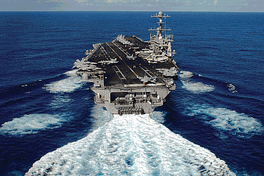 South China Sea Tit-for-Tat? China Refuses US Aircraft Carrier Port Call