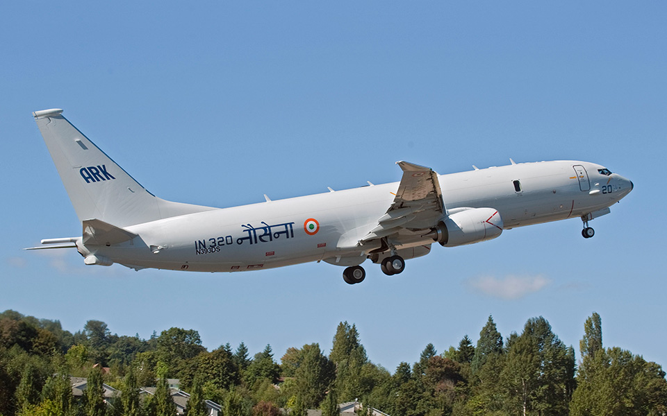 India's Navy to Receive First of Four P-8I Neptune Maritime Patrol Aircraft  in April – The Diplomat