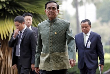 Thailand: The Limits of Absolute Power