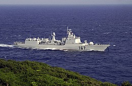 China Upgrades Older Warships With New Missile Systems