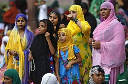 In India, Religion Meets Feminism