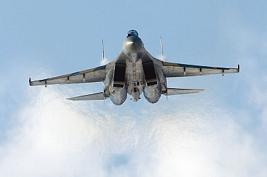 Indonesia-Russia Su-35 Fighter Jet Deal Will Be Signed in 'Coming Months'