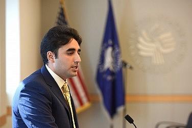 What Explains Bilawal Bhutto Zardari's Kashmir Stunt?